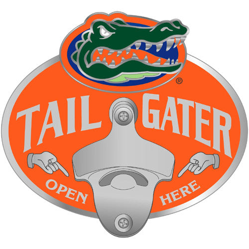 Florida Gators Tailgater Hitch Cover w/ Bottle Opener NCAA