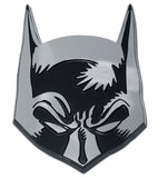 Batman Chrome Auto Emblem (Bat Mask) DC Comics