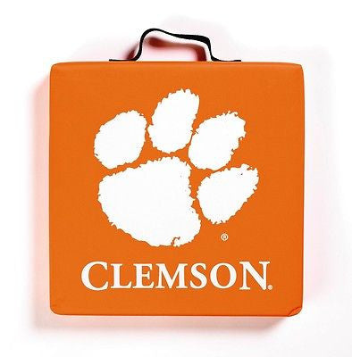 Clemson Tigers Seat Cushion With Handle NCAA