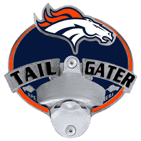 Denver Broncos Tailgater Hitch Cover With Bottle Opener (NFL)