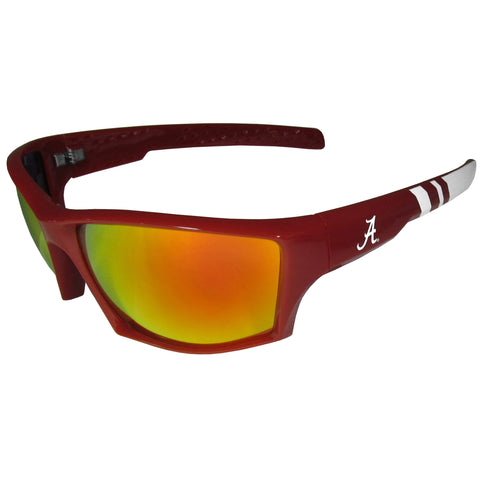 Alabama Crimson Tide Edge Wrap Sunglasses (NCAA) Licensed