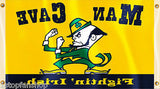 Notre Dame Fighting Irish 3' x 5' Flag (Man Cave) NCAA