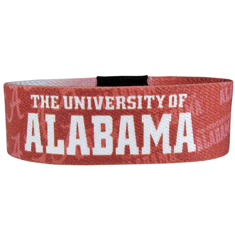 Alabama Crimson Tide Stretch Bracelet NCAA Licensed Jewelry