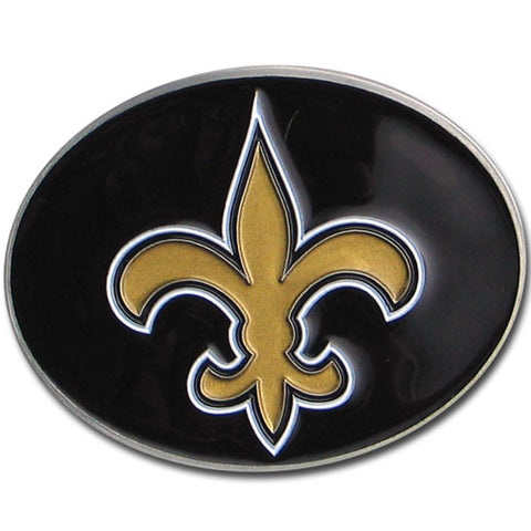 New Orleans Saints Metal Belt Buckle (Team Logo) NFL