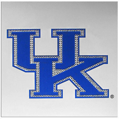 Kentucky Wildcats Vinyl Bling Auto Decal NCAA