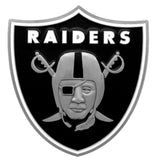 Oakland Raiders 3-D Metal Hitch Cover (NFL)