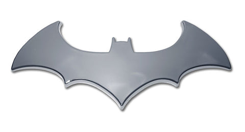 Batman Chrome Auto Emblem (3-D Bat) DC Comics