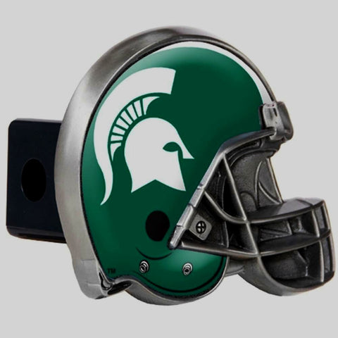 Michigan State Spartans Helmet Hitch Cover (NCAA)