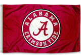 Alabama Crimson Tide 3' x 5' Flag (Athletic Seal) NCAA