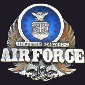 U.S. Air Force Metal Lapel Pin (Collectible) USAF Military