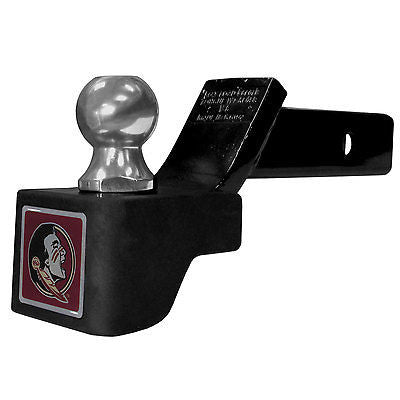 Florida State Seminoles Shin Shield Hitch Cover (NCAA) Fits 2 1/2""