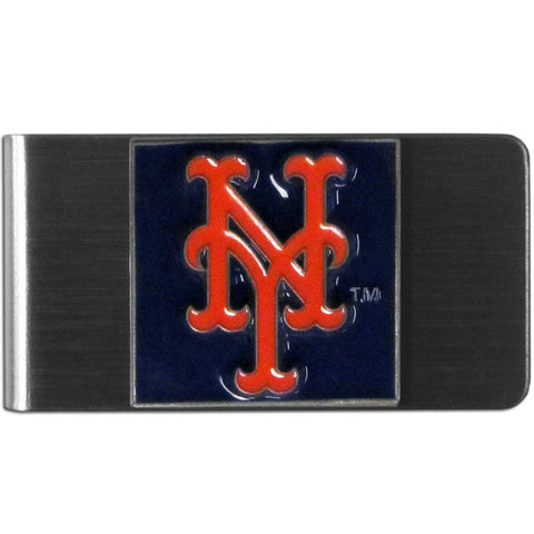 New York Mets Stainless Steel Money Clip MLB