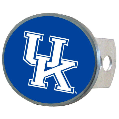 Kentucky Wildcats Metal Oval Hitch Cover (NCAA)