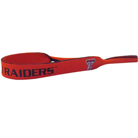 "Texas Tech Red Raiders 16"" Neoprene Sunglasses Strap (NCAA) Croakies"