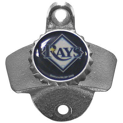Tampa Bay Rays Wall Mount Bottle Opener (MLB)