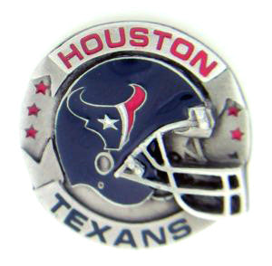 Houston Texans Team Collector's Pin (Helmet) NFL Football Jewelry