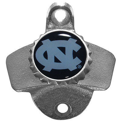 North Carolina Tar Heels Wall Mount Bottle Opener (NCAA)