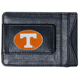 Tennessee Volunteers Fine Leather Money Clip (NCAA) Card & Cash Holder