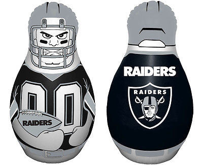 "Oakland Raiders 40"" Tackle Buddy (NFL)"