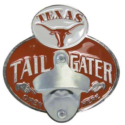 Texas Longhorns Tailgater Hitch Cover With Bottle Opener (NCAA)
