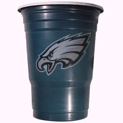 Philadelphia Eagles 18 count 18 oz Disposable Plastic Cups (NFL)