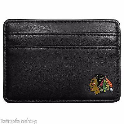 Chicago Blackhawks Weekend Wallet NHL Hockey