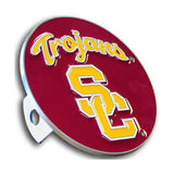 USC Trojans 3-D Metal Hitch Cover (NCAA Licensed)