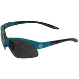 Miami Dolphins Blade Sunglasses with Microfiber Bag (NFL)