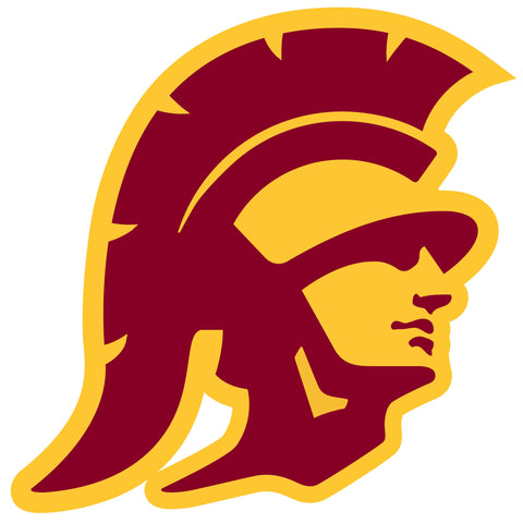 USC Trojans Outdoor Rated Magnet NCAA Licensed