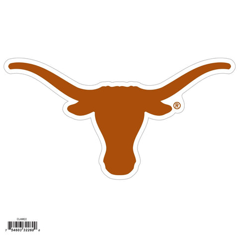Texas Longhorns Outdoor Rated Magnet NCAA Licensed