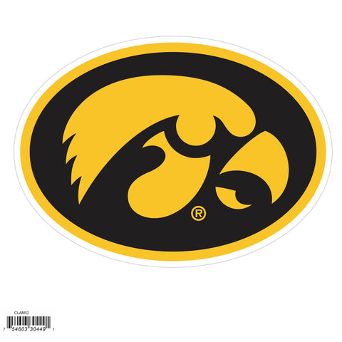 Iowa Hawkeyes Outdoor Rated Magnet NCAA Licensed