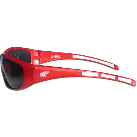 Detroit Red Wings Wrap Sunglasses NHL Licensed Hockey