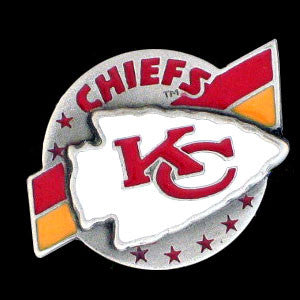 Kansas City Chiefs Team Collector's Pin - NFL Football Jewelry