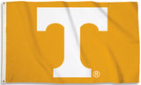 Tennessee Volunteers 3' x 5' Flag (Logo Only on Orange) NCAA