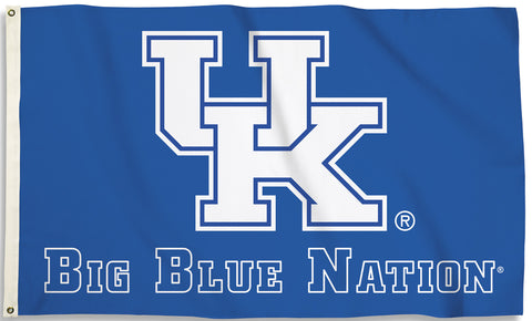 Kentucky Wildcats 3' x 5' Flag (Big Blue Nation) NCAA