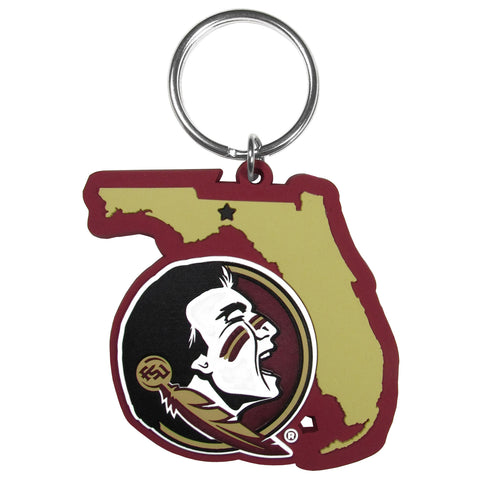 Florida State Seminoles Home State Flexi Key Chain NCAA