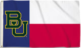 Baylor Bears 3' x 5' Flag (State Of Texas) NCAA