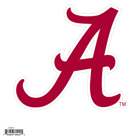 Alabama Crimson Tide Outdoor Rated Magnet NCAA Licensed
