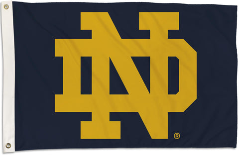 Notre Dame Fighting Irish 2' x 3' Flag (Logo Only) NCAA