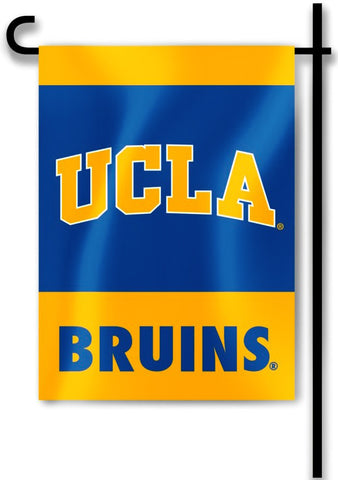 "UCLA Bruins 13"" x 18"" Two Sided Garden Flag (NCAA)"