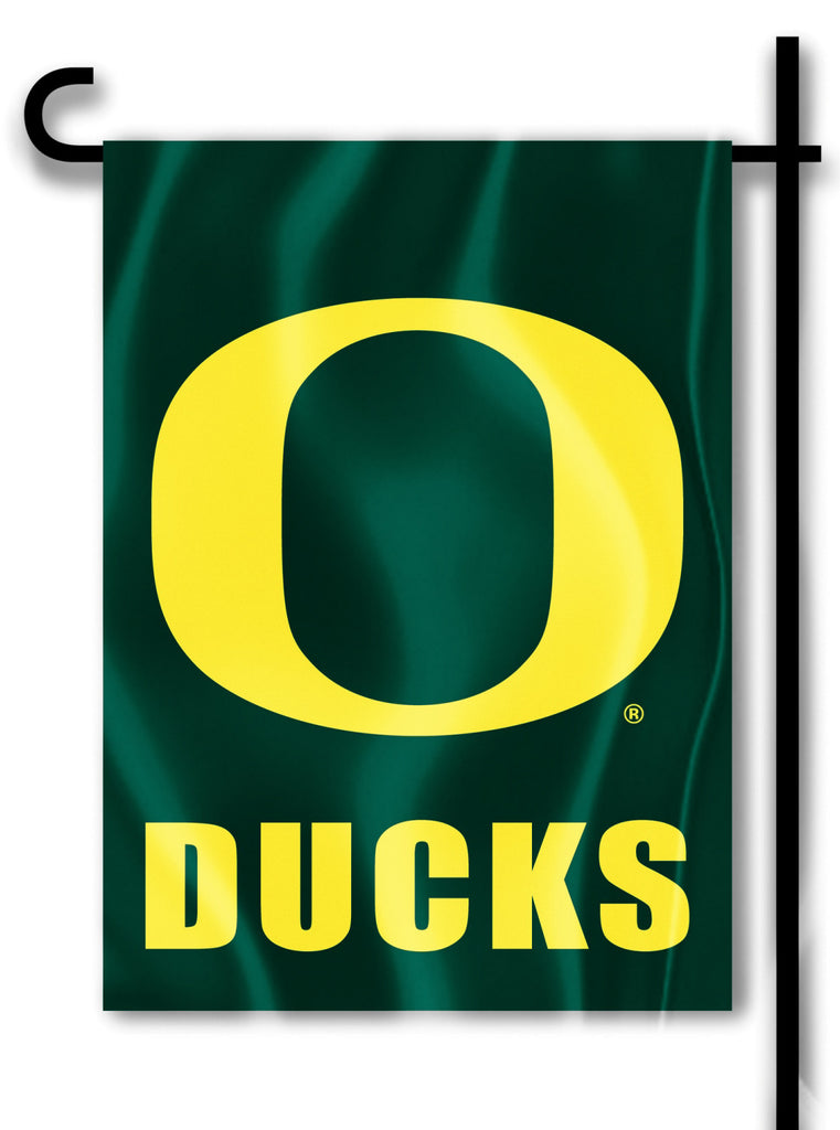"Oregon Ducks 13"" x 18"" Two Sided Garden Flag NCAA"