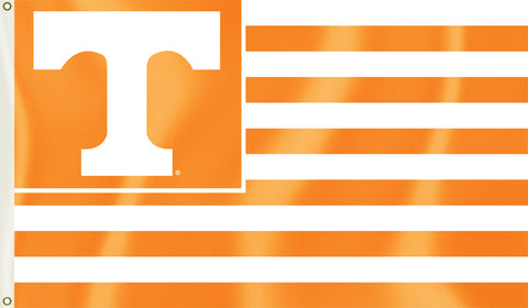 Tennessee Volunteers 3' x 5' Flag (Stripes) NCAA