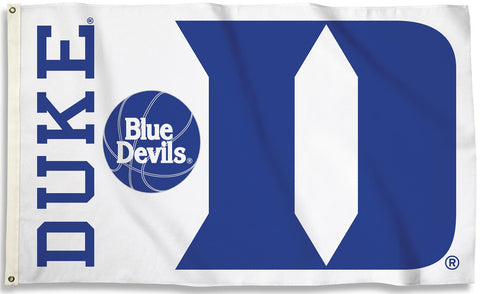 Duke Blue Devils 3' x 5' Flag (Basketball) NCAA