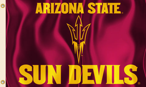 Arizona State Sun Devils 3' x 5' Flag (Pitchfork) NCAA