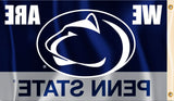 Penn State Nittany Lions 3' x 5' Flag (We Are Penn State) NCAA
