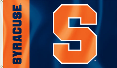 Syracuse Orange 3' x 5' Flag (Logo) NCAA