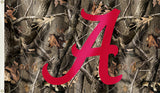 Alabama Crimson Tide 3' x 5' Flag (Realtree Camo) NCAA