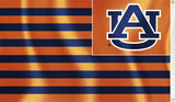 Auburn Tigers 3' x 5' Flag (Stripes) NCAA