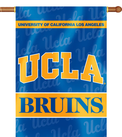 "UCLA Bruins 28"" x 40"" Two Sided House Banner NCAA"