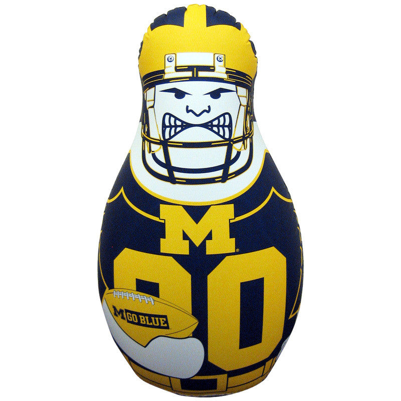 "Michigan Wolverines 40"" Tackle Buddy (NCAA)"